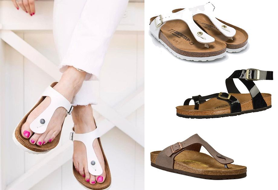 Sandały i japonki Birkenstock