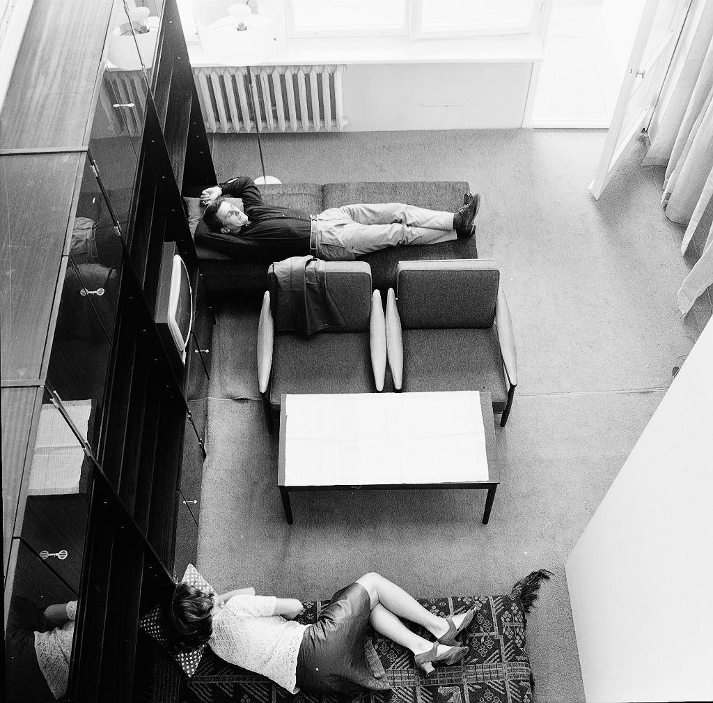 Tango na 16 metrach kwadratowych; wystawa w Zachęcie / materiały prasowe