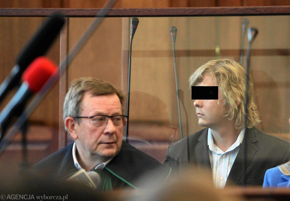 Proces policjantów, którzy pobili Igora Stachowiaka. Oskarżony Łukasz R.