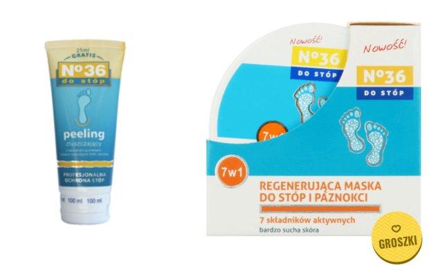 Kosmetyki do pielęgnacji stóp No. 36 [test redakcji]