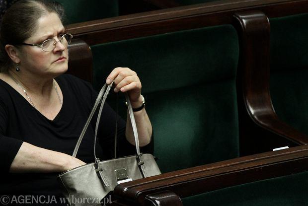 """Krystynie Pawłowicz nie spodobało się zachowanie Claude'a Junckera. Napisała do niego list. """"Pana choroba alkoholowa..."""""""
