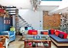 Wn�trza: mieszkanie w stylu pop-art