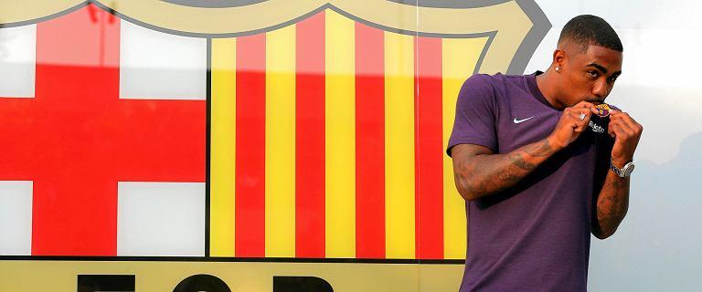 FC Barcelona. Malcom już chce odejść z klubu