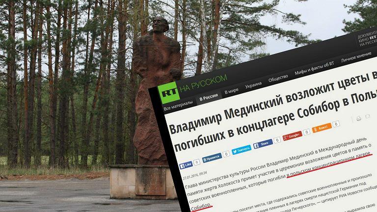 Rosyjskie media podały informację o