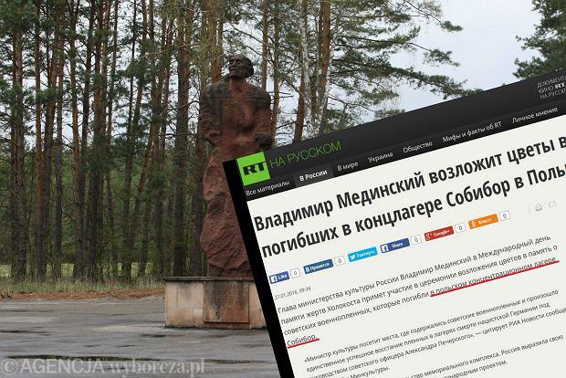 Rosyjskie media poda�y informacj� o