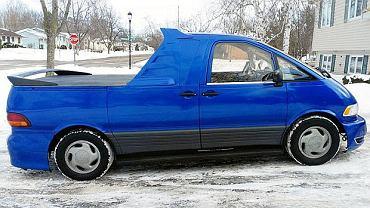 Toyota Previa Pickup
