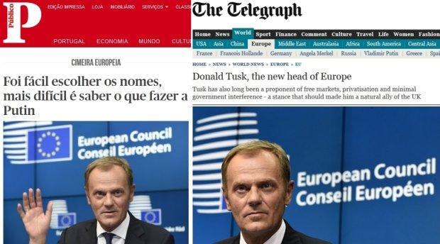 Publico i The Telegraph