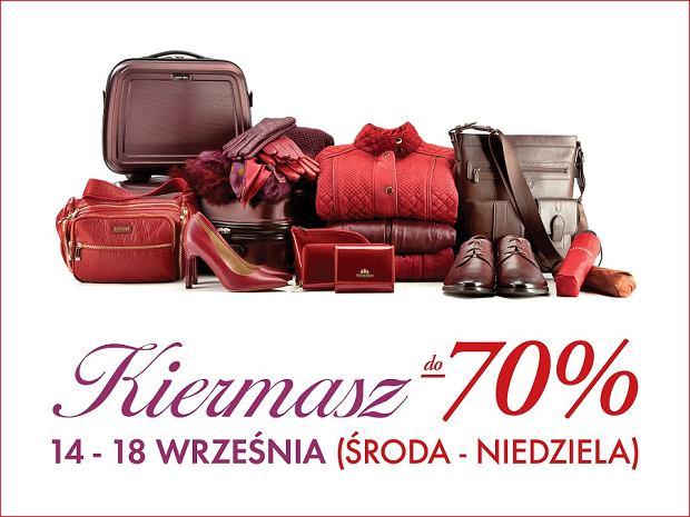 Kiermasz w Wittchen: nawet do 70% taniej! Spiesz się, obniżki ograniczone czasowo!