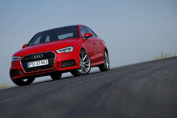 Audi A3 Limousine 2.0 TDI quattro | Test miesi�ca cz. 1 | Nadwozie i wn�trze