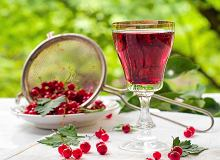 Wino z czerwonych porzeczek - ugotuj