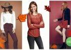Ubrania i dodatki w kolorach jesieni [F&F, Zara, H&M, Reserved i wiele innych marek]