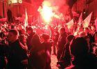 Wielka demonstracja NOP i kibic�w �l�ska. 5 tysi�cy [FOTO]