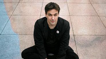 Boris Reitschuster, niemiecki dziennikarz, były korespondent w Moskwie, autor książek o Putinie