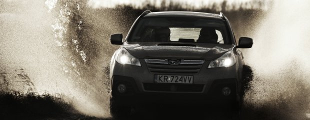 Subaru Outback 2.0D Lineartronic Comfort | Test | Indywidualista