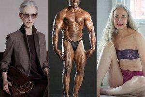Sexy seniorzy: panie emanują urodą, dziarscy panowie imponują zdrowiem