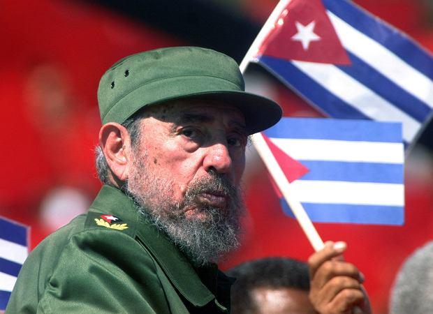 Fidel Castro umarł z nudów