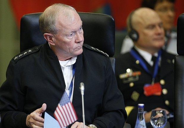 Podczas spotkania szefów sztabów krajów NATO w zeszłą sobotę w Wilnie najwyższy rangą wojskowy USA generał Martin Dempsey krytycznie ocenił możliwości Sojuszu<br />