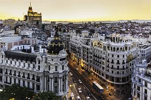 Kwietniowe city break. Madryt - miasto w niebiosach