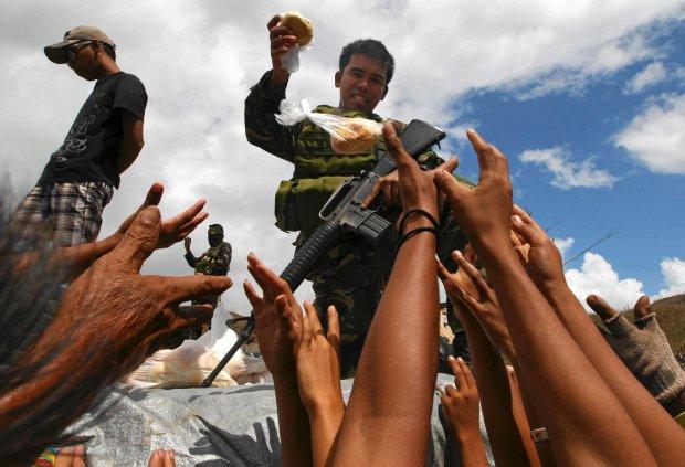 Rozpacz i nadzieja Filipin