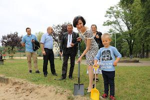 Zbudują kolejny wodny plac zabaw, street workout i rolkowisko