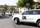 ONZ pod syryjskim ostrza�em