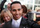 57. Ankieta PAP. Lewis Hamilton najlepszym sportowcem Europy 2014 r.