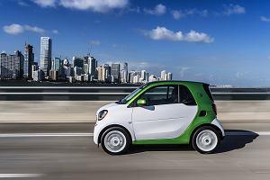 Smart Fortwo Electric Drive   Pierwsza jazda   Szersza perspektywa