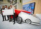 Studenci z Łodzi przejechali solarnym samochodem 3 tys. km