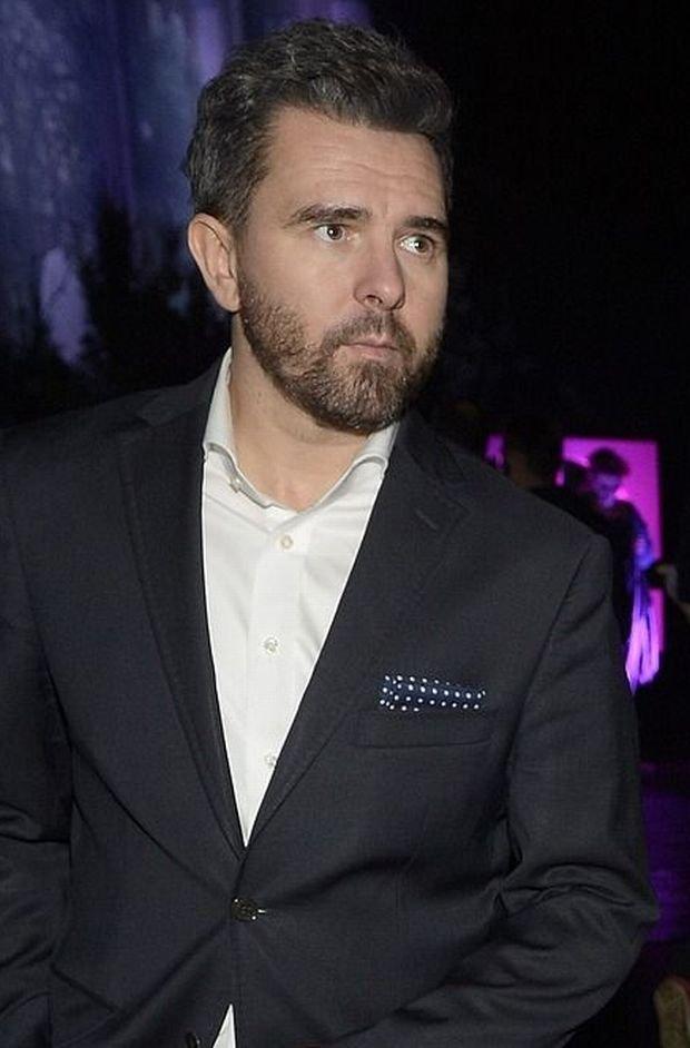 Filip Mecner., stylowy mężczyzna