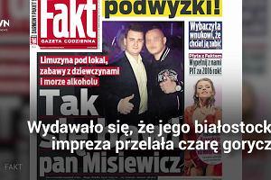 Misiewicz zostaje w MON. Minister Macierewicz zapowiada wyciągnięcie konsekwencji wobec dziennikarzy
