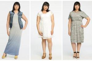 Sukienki plus size - przegl�d modeli na ka�d� okazj�