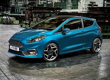 Salon Genewa 2017   Ford Fiesta ST   Czas 3 cylindrów