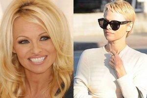 Najpierw drastycznie je �ci�a, a teraz zmieni�a kolor. Pamela Anderson ju� NIE JEST BLONDYNK�
