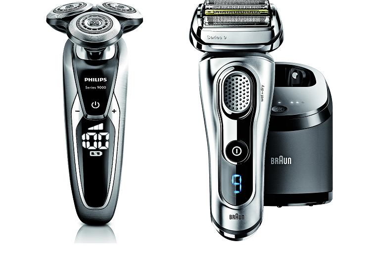 Philips Series 9000 vs Braun Series 9