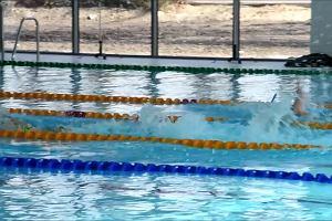 Otwarcie basenu przy ul . Wejherowskiej