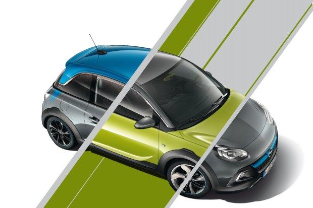Opel Adam | Wyr�nij si� jeszcze bardziej