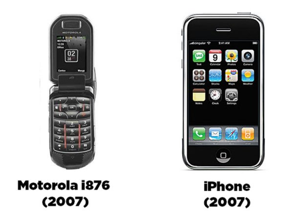 Apple/Motorola