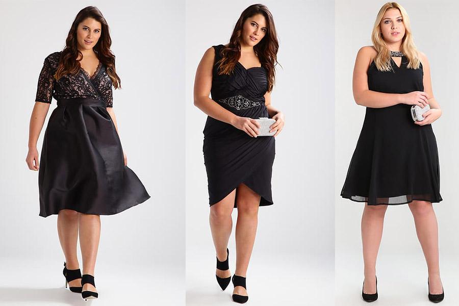 Czarne sukienki na wieczór