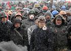 W kopalniach JSW zacz�� si� strajk okupacyjny. 10 g�rnik�w g�oduje