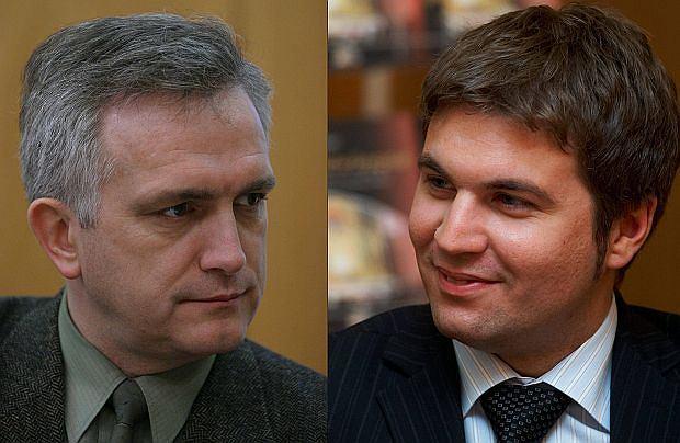 Zbigniew Nosowski i Marek Zając