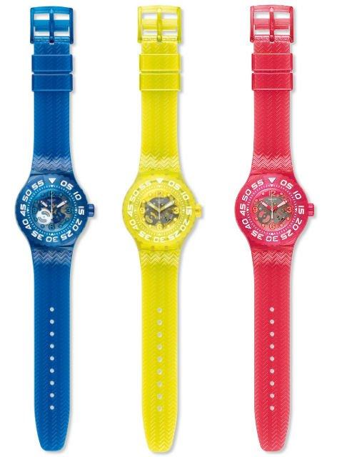 1cf9e0a6e465b9 Kolorowe zegarki Swatch