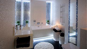Oświetlenie do łazienki