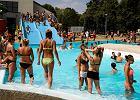 Łódź. Dresiarski raj. Chuligani opanowali miejskie kąpielisko