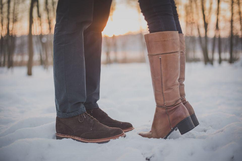 621ec6286eca7 Jak dbać o buty skórzane zimą? Porady i wskazówki