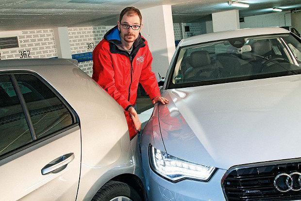 Test systemów parkowania
