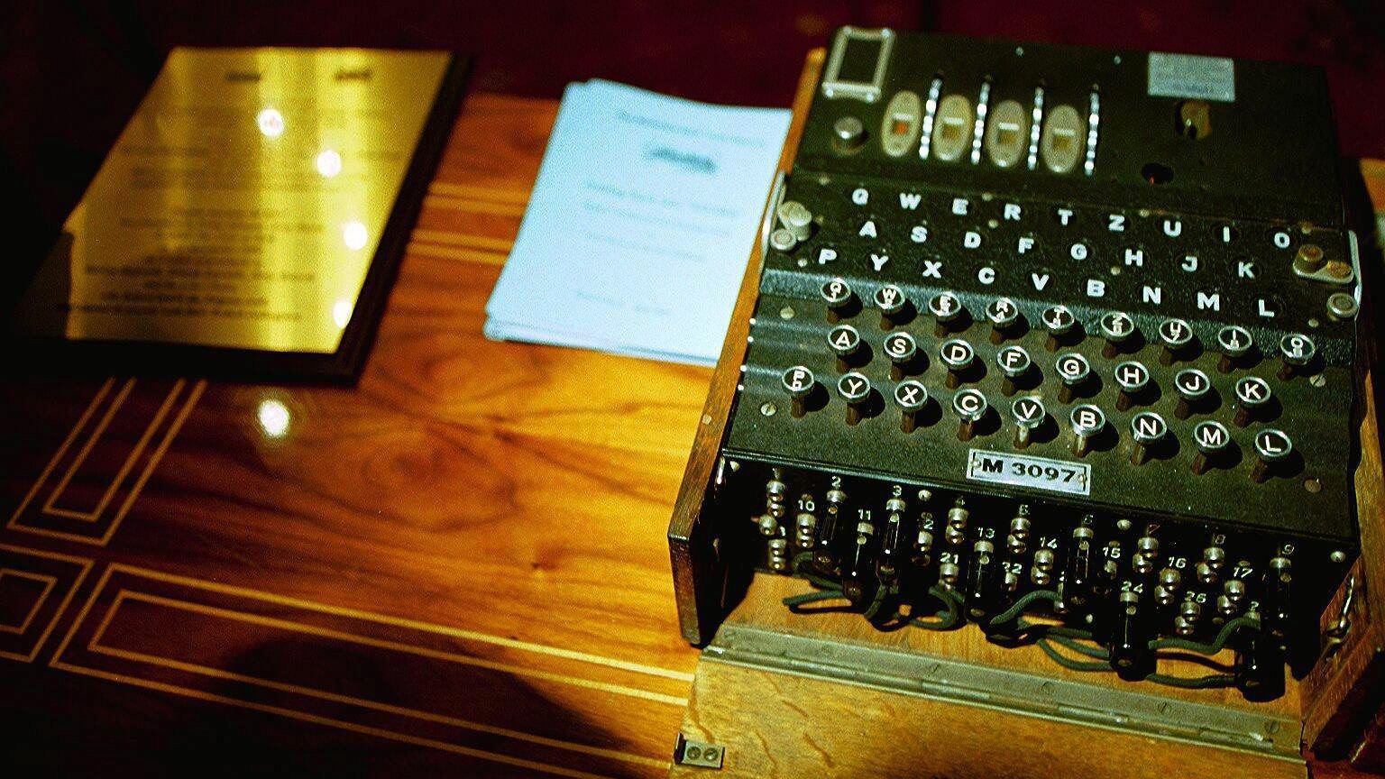 Maszyna szyfrująca Enigma