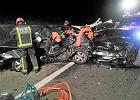 Trzech Polaków zginęło w Hiszpanii w zderzeniu na autostradzie