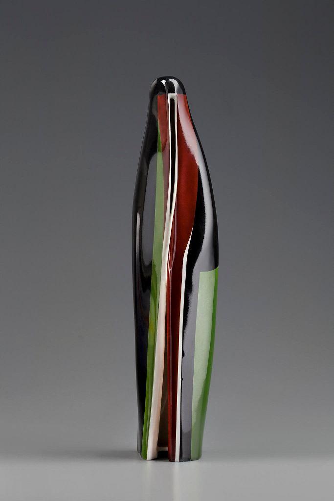 Porcelanowa figurka 'Arabka', 1959, projektant Lubomir Tomaszewski, Zakład Ceramiki Instytutu Wzornictwa Przemysłowego / LIGIER PIOTR