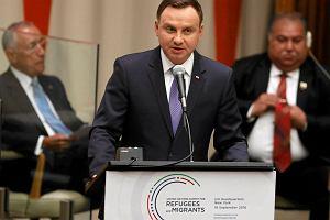 Duda na szczycie ONZ: Świat nie może milczeć wobec cierpienia chrześcijan mordowanych w imię religijnego fanatyzmu
