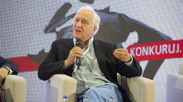 "Prof. Charles Landry, autor ""Kreatywnego miasta"""